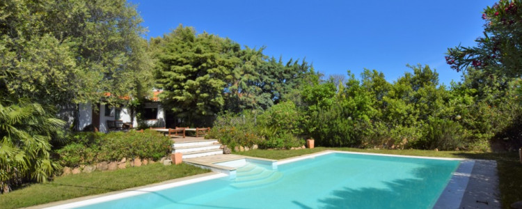 Cala Finanza – Villa with swimming pool