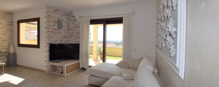Olbia, Semi-detached villa with panoramic view